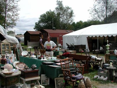 Green Acres Antiques Brimfield, MA